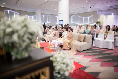 wedding and event