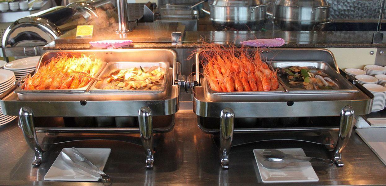 Bangkok Sky Restaurant The Highest International