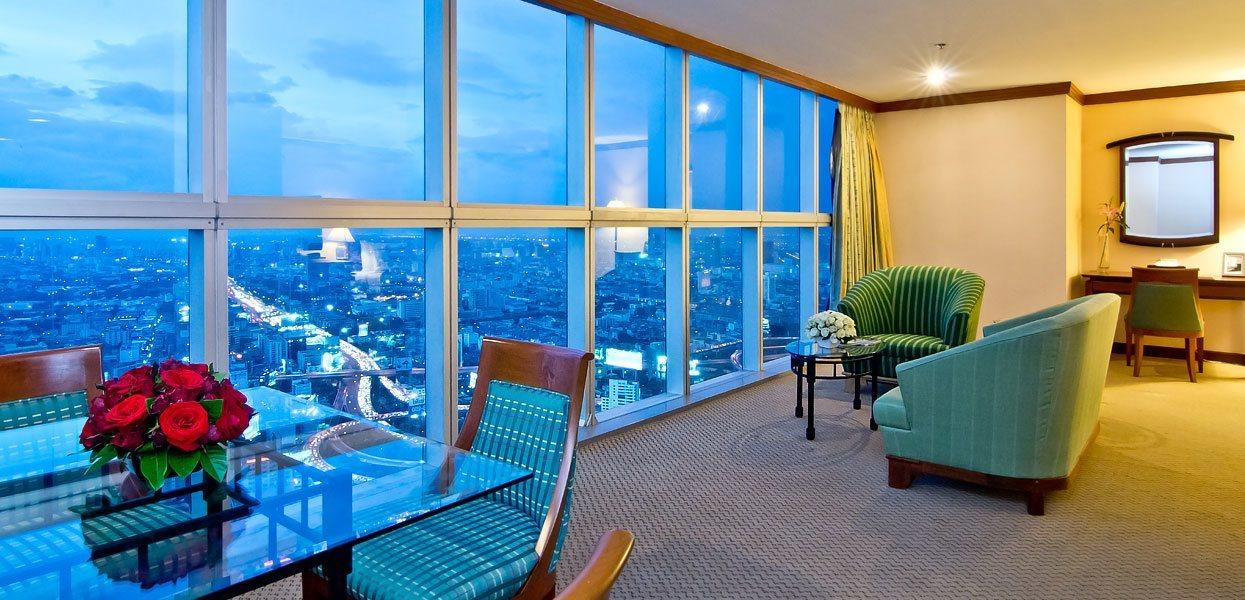 Superior Suite Space Zone Baiyoke Sky Hotel Bangkok