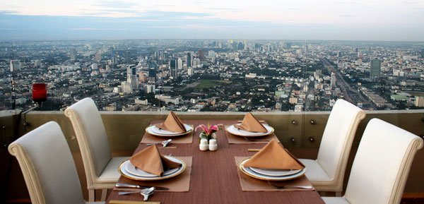 Bangkok Balcony