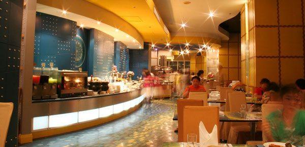 バンコク スカイ  レストラン