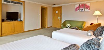 Deluxe Room @ Space Zone