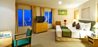 Presidential Suite @ Space Zone